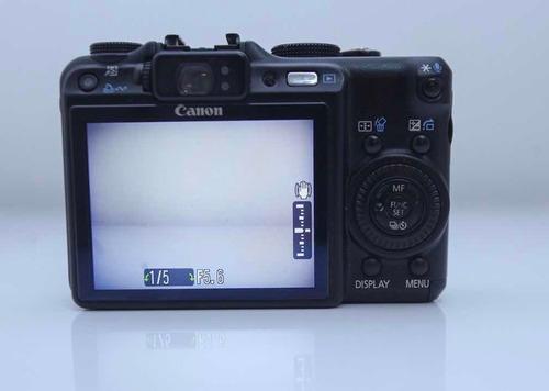 câmera canon g9 (leia a descrição)