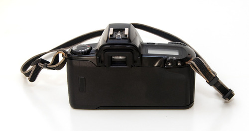 câmera canon rebel x (para filme fotográfico) tudo funcionad