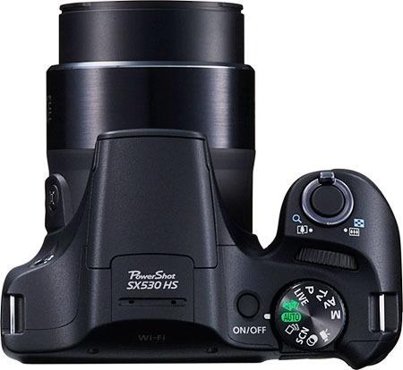 câmera canon sx530 hs zoom 50x wi-fi + bolsa+ tripé+32gb s/j