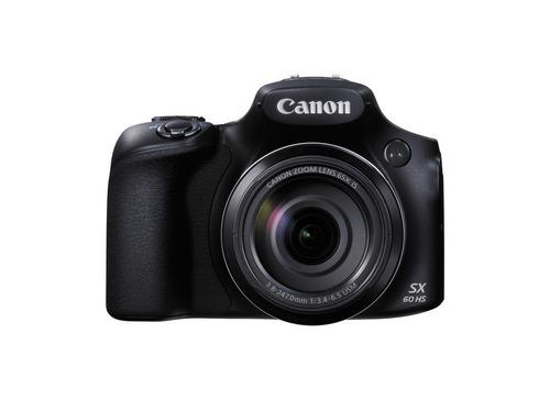 câmera canon sx60 hs +64gb (classe10) bolsa + tripe s/j