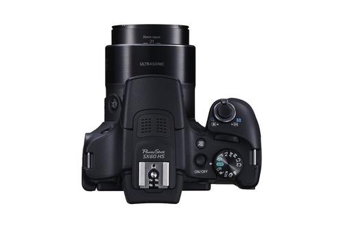 câmera canon sx60 hs sx60hs +32gb (cla10) bolsa+tripe s/j