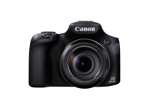 câmera canon sx60 hs sx60hs +32gb (classe10) bolsa + tripe