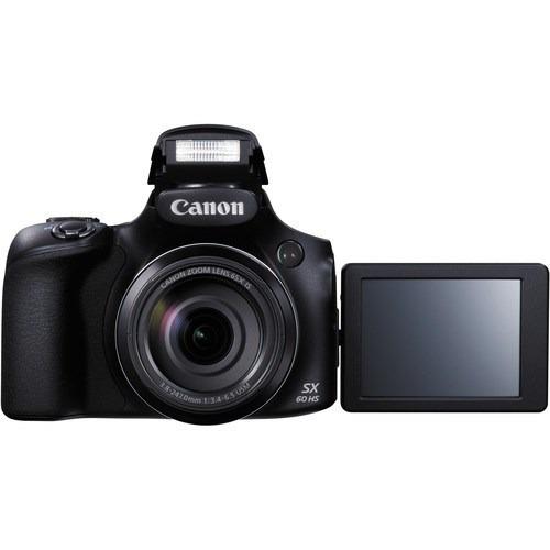 câmera canon  sx60hs +64gb +bolsa