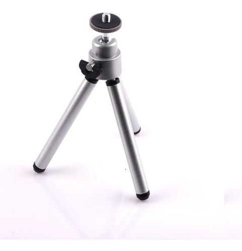 câmera canon t6i c/ 18-55mm + 64gb + bolsa + filtro + tripé
