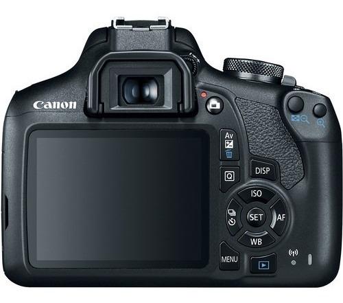câmera canon t7 c/ 18-55 + sd32gb+bolsa+minitripé p/ entrega