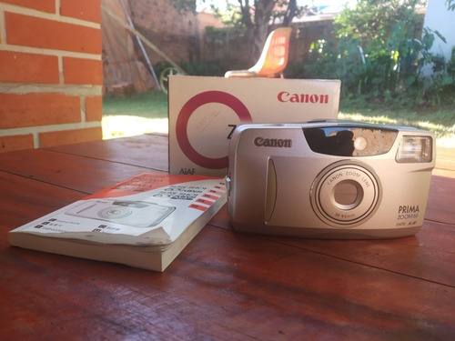 câmera canon zoom 65