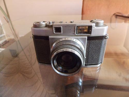 câmera canter beauty - japonesa - raridade! otimo estado