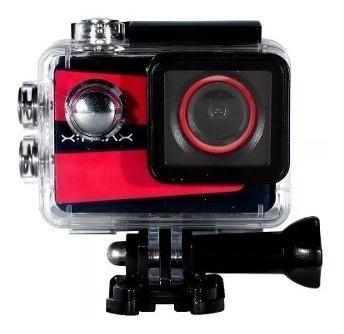 câmera de ação 801130 xtrax smart com nota fiscal
