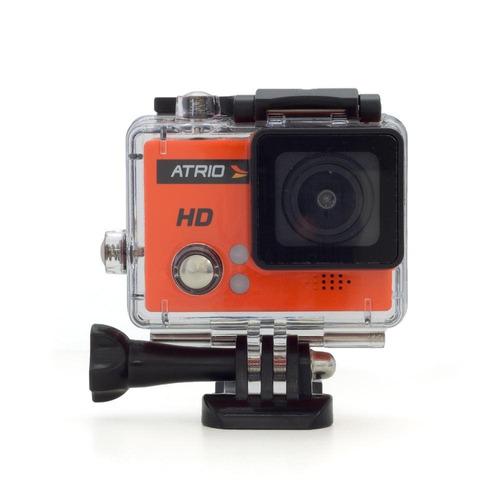câmera de ação atrio fullsport cam hd 720p prova d'água