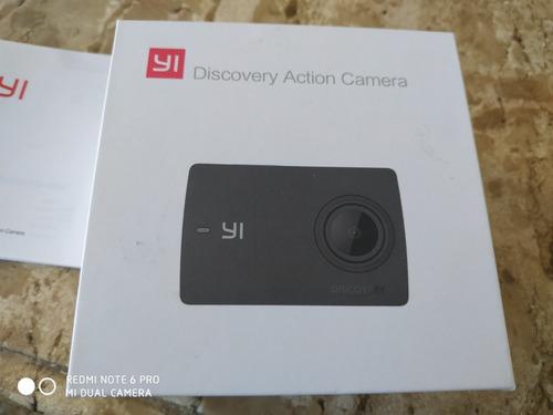 câmera de ação filmadora xiaomi yi discovery 4k frete grátis