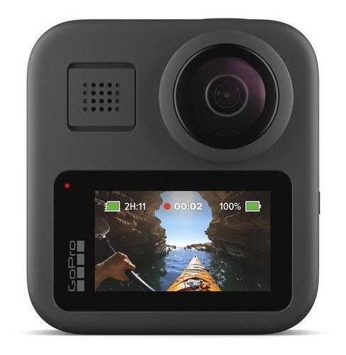 câmera de ação gopro max 360º   garantia 12 meses gopro