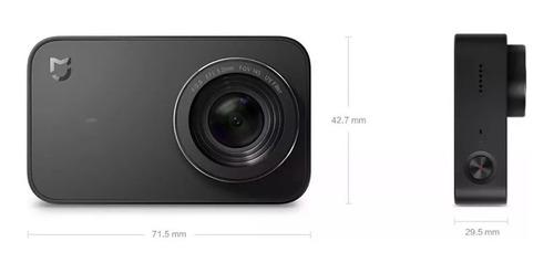 câmera de ação mi mijia 4k 30 fps câmera esportiva - xiaomi