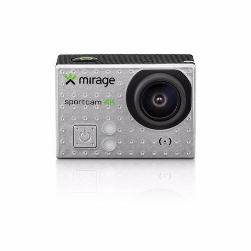 câmera de ação sport 4k, lcd 2  16mp + cartão 16gb wifi