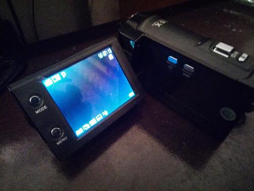 câmera de filmar digital usada
