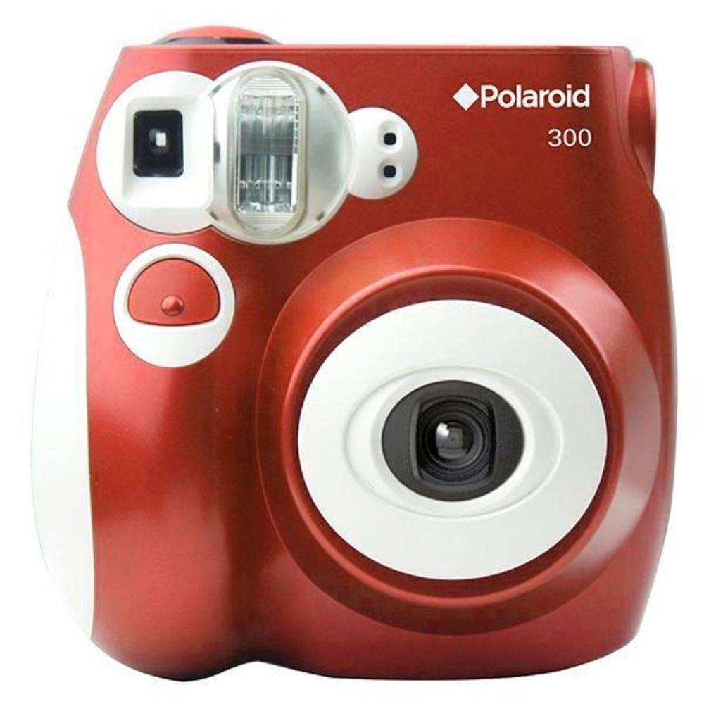 0dec3886b3 Câmera De Impressão Instantânea Polaroid Pic-300 - R$ 539,90 em ...