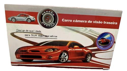 câmera de ré automotiva original infra vermelha borboleta