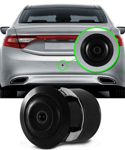 câmera de ré automotiva visão noturna para multimidia rca