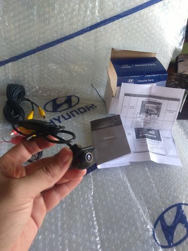 câmera de ré bluemedia original hyundai hb20 creta