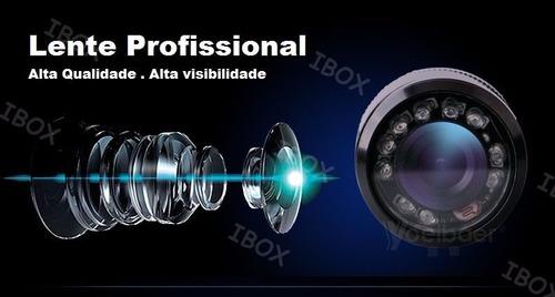 câmera de ré infravermelho led visão noturna frete gratis