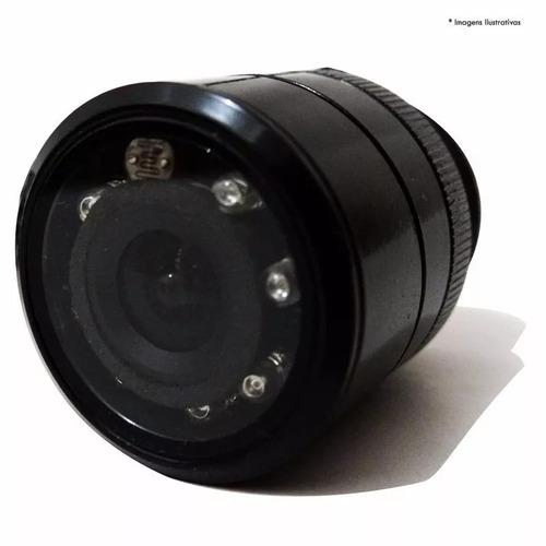 câmera de ré infravermelho led visão noturna prova d'agua