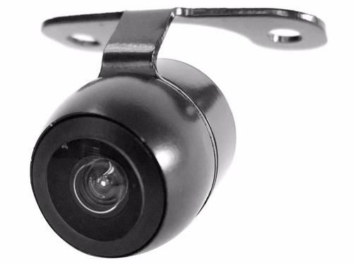 câmera de ré leadership, preta - 5960