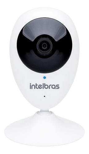 câmera de segurança interna ip wi-fi hd ic3 - intelbras