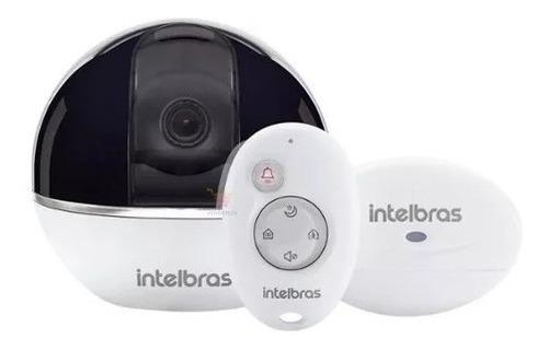 câmera de segurança mibo com alarme integrado ic7s intelbras