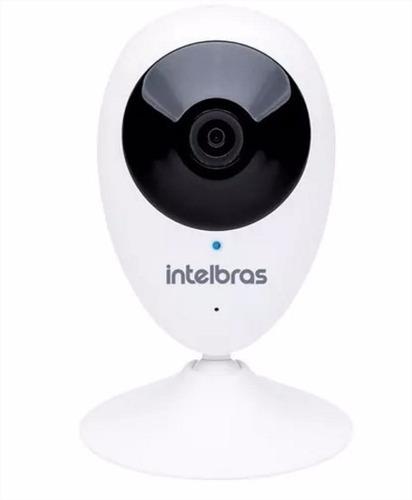 câmera de segurança wi-fi ic3 mobi intelbras