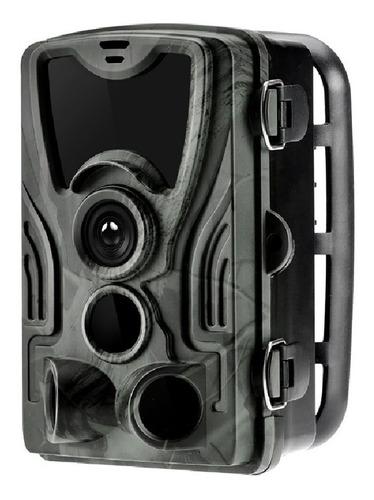 câmera de trilha caça trap noturna ceva 16 mp vídeo full hd