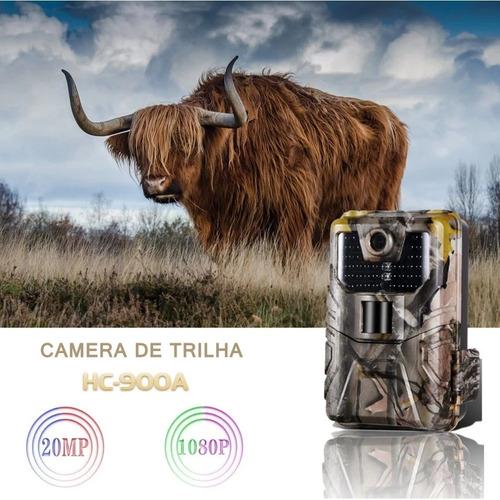 câmera de trilha caça trap noturna ceva foto e vídeo 20mp !!