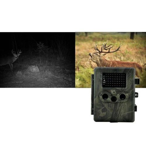 câmera de trilha fullhd 1080p 12mp v. noturna gsm mms e-mail