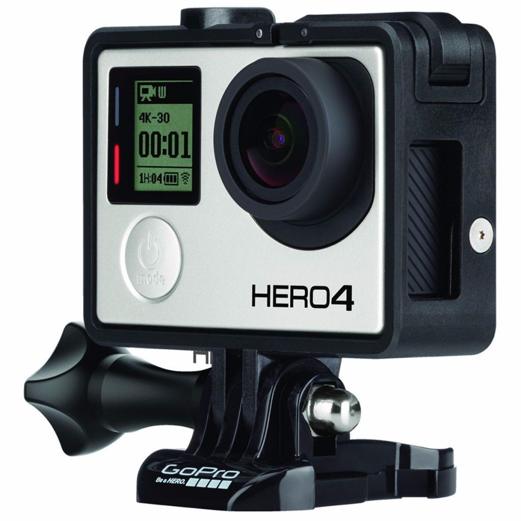 Camera Digital 4k Gopro Hero 4 Black Music 12 Mp Full Hd