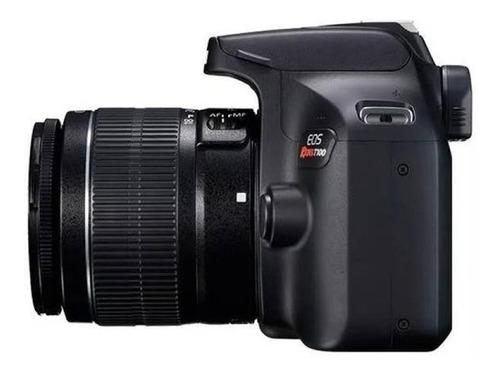câmera digital canon eos rebel t100 - tela lcd 2.7'' 18 mp