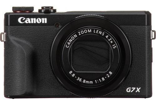 câmera digital canon powershot g7 x mark iii g7x 12x s/juros