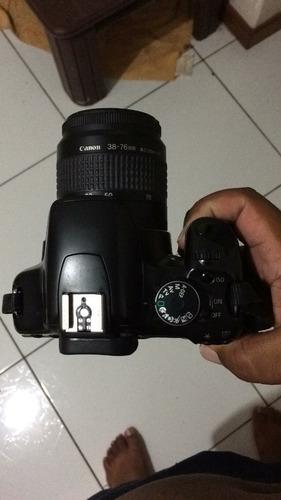 câmera digital canon rebel eos xsi c/ lentes