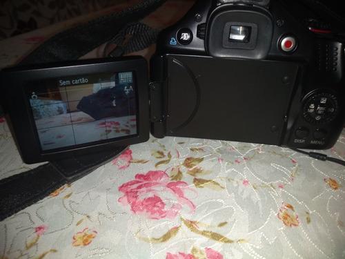 câmera digital canon sx30is