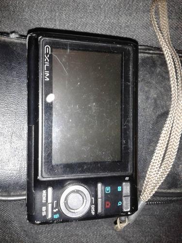câmera digital - casio - exilim z75
