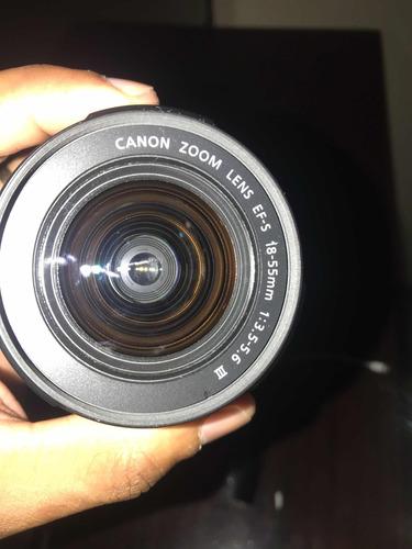câmera digital cânon t5