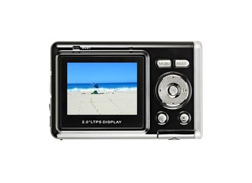 câmera digital digitron s5p 5.0 megapixels