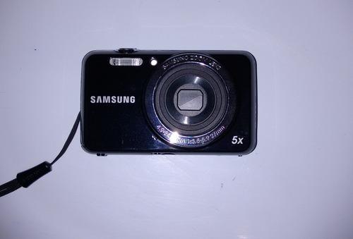 câmera digital es80 samsung com todos os acessórios