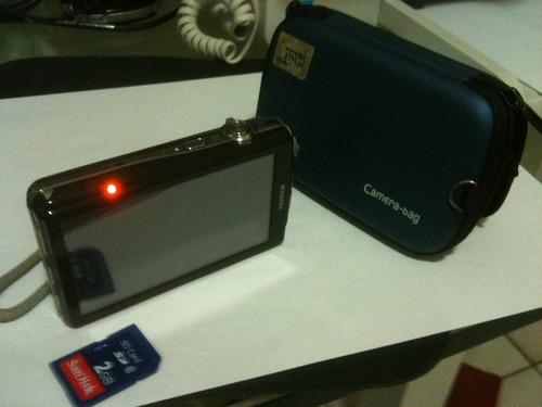 câmera digital fuji série z
