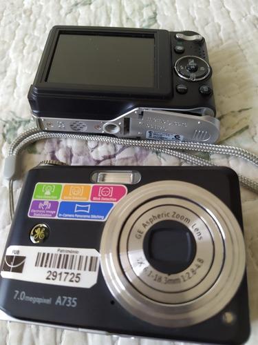 câmera digital ge  a735