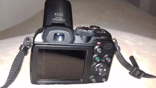 câmera digital ge x550