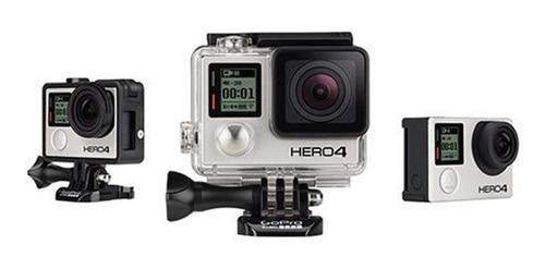 câmera digital gopro hero 4 black edition 12mp grava 4k wifi bluetooth