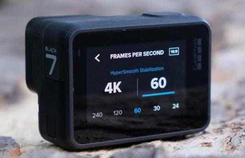 câmera digital gopro hero 7 black