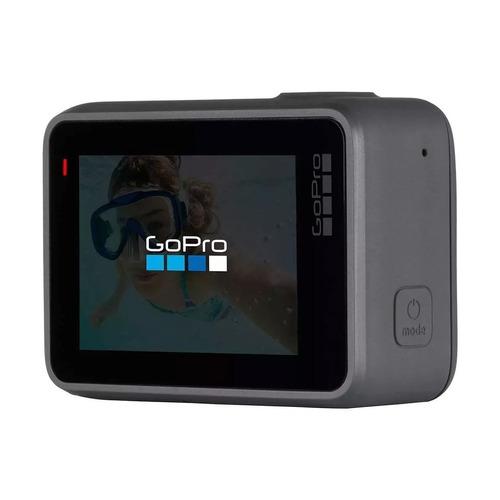 câmera digital gopro hero 7 silver 10mp wi-fi 4k original