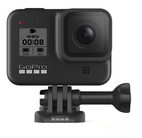 câmera digital gopro hero 8 black - chdhx-801-lw