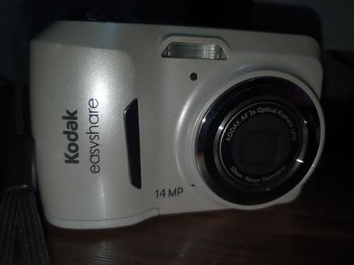câmera digital kodak easyshare c1530 14 megapixels