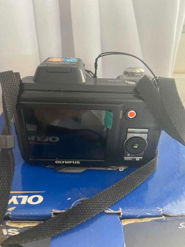 câmera digital máquina fotográfica olympus