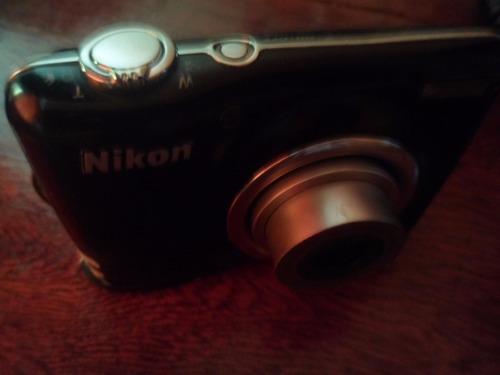 câmera digital nikon coolpix 1.23 - leia o anúncio